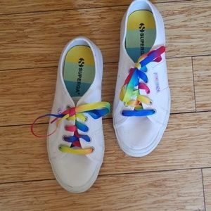 Superga Rainbow Sneakers